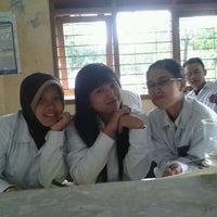 Photo taken at Fakultas MIPA by silvie u. on 1/22/2012
