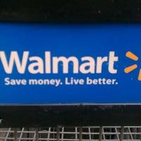 Photo taken at Walmart by Phil on 1/11/2012