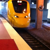 Photo taken at Arlanda Express (Stockholm C) by Kurre E. on 3/11/2011