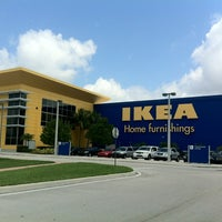 Photo taken at IKEA Sunrise by Stephen Michael F. on 5/12/2012