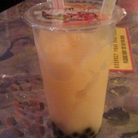 Photo taken at The International Boba House & Internet Cafe by Courtney S. on 1/8/2012
