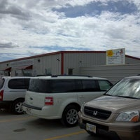 Photo taken at Anderson Self-Service Auto Parts by Heather C. on 4/21/2012