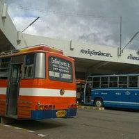 Photo taken at Phayao Bus Terminal by Chanon N. on 6/13/2012