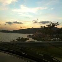 Photo taken at Navy Sunset by Mr K. on 9/4/2011