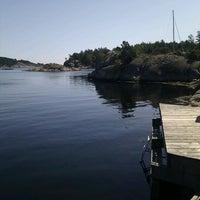 Photo taken at Ole Gustav - Kjeholmen by Robert R. on 7/27/2011