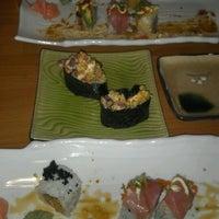 Photo taken at Domo Japanese Restaurant & Sushi Bar by Eric M. on 8/30/2012