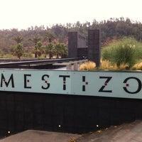Photo taken at Mestizo by Agustin R. on 2/10/2011