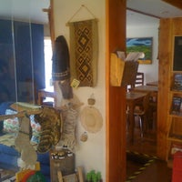 Photo taken at Hostal Pewmanruka by Hector C. on 1/29/2012