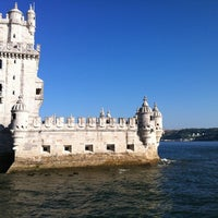 Photo taken at Belém Tower by Joao M. on 3/13/2012