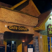 Photo taken at Gato Gordo by Thiago S. on 7/15/2012