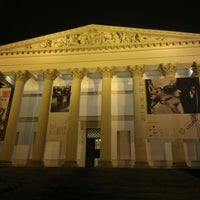 Photo taken at Hungarian National Museum by Tamás B. on 12/1/2011
