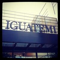 Photo taken at Shopping Iguatemi by Gabriel B. on 1/31/2012