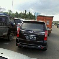 Photo taken at Landasan Ulin by Hairil R. on 1/16/2012