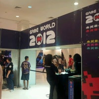 Photo taken at Gameworld 2012 by Jun-Young K. on 3/31/2012