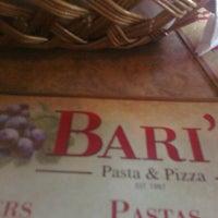 Photo taken at Bari's Italian Restaurant by Frank N. on 9/9/2011