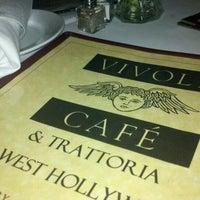 Photo taken at Vivoli Cafe by Trey L. on 2/17/2012