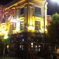 Photo taken at The Crown by Goran A. on 6/20/2012