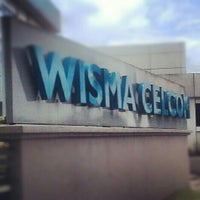 Photo taken at Wisma Celcom (MHS), PJ by Nazim M. on 7/27/2012