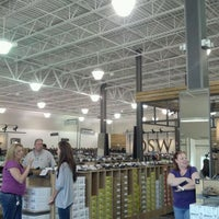 Photo taken at DSW Designer Shoe Warehouse by Lauren F. on 4/21/2012