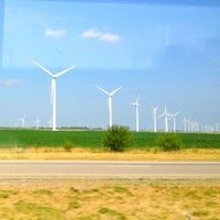 Photo taken at Meadow Lake Wind Farm by Lauren L. on 7/20/2012
