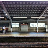 Photo taken at Yūtenji Station (TY04) by 和彦 石. on 8/4/2012