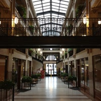 Photo taken at Grove Arcade by Jeffrey G. on 3/25/2012