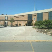 Photo taken at Farragut High School by Tony S. on 4/6/2012