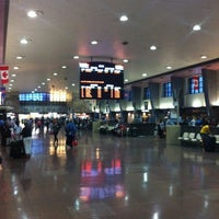 Photo taken at Gare Centrale by Lenin G. on 8/31/2012