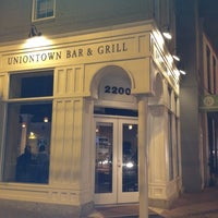 Photo taken at Uniontown Bar & Grill by Deejay C. on 4/15/2012