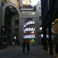 Photo taken at Excelsior Milano by Angelo G. on 6/23/2012