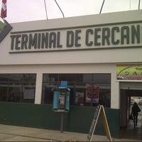 Photo taken at Terminal de buses by Cayo Rito L. on 7/12/2012