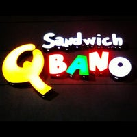 Photo taken at Sandwich Qbano Miami by Manny A. on 2/27/2012