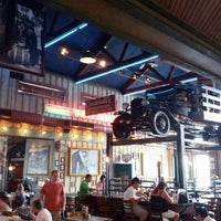 Photo taken at Portillo's by Kam W. on 6/16/2012