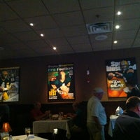 Photo taken at Brett Favre's Steakhouse by Amy P. on 8/11/2012