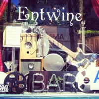 Photo taken at Entwine by Pao G. on 7/3/2012