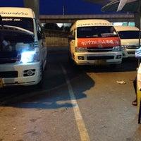 รูปภาพถ่ายที่ Van Station รังสิต - ปากเกร็ด (Rangsit - Pak Kret) โดย BeeNut❤ N. เมื่อ 4/13/2012