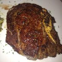 Photo taken at Fleming's Prime Steakhouse & Wine Bar by Ellen M. on 8/11/2012