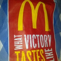 Photo taken at McDonald's by James B. on 8/7/2012
