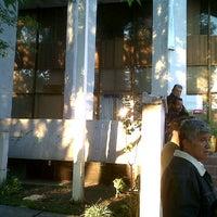 Photo taken at Recaudadora 004 (Unidad Administrativa Est.) by Jose Miguel G. on 2/9/2012