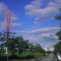 Photo taken at Jubilee Campus by César V. on 7/11/2012