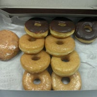 Photo taken at Donut King by John W. on 6/26/2012