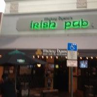 Photo taken at Mickey Byrne's Irish Pub by Jean P. on 8/6/2012