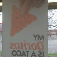 Photo taken at Taco Bell by CRZ on 3/26/2012