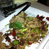Photo taken at Szechuan Gourmet by Abhishek S. on 2/7/2012
