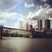 Photo taken at Pittsburgh by Danny H. on 5/30/2012