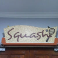 Photo taken at T.E.R Squash Centre by Ahmad Z. on 7/2/2012