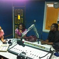 Photo taken at Kairi FM Radio by Dj Midian on 5/14/2012