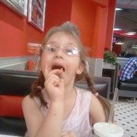 Photo taken at Steak 'n Shake by Deborah C. on 11/20/2011
