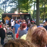 Photo taken at Food Truck Friday @ Tower Grove Park by Blake H. on 8/19/2011