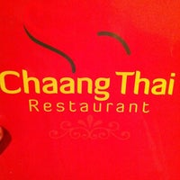 Photo taken at Chaang Thai by Amanda S. on 1/17/2012